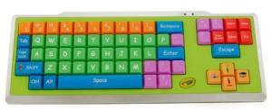 兒童電腦課之二:認識鍵盤