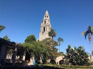 聖地牙哥 Balboa Park走走逛逛