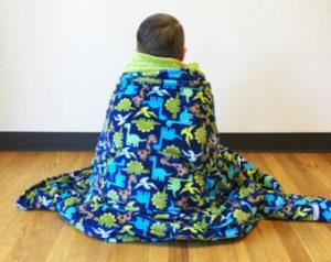 關於特殊兒童使用重力毯的二三事